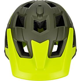 BBB Nanga BHE-54 Helmet matte green/neon yellow